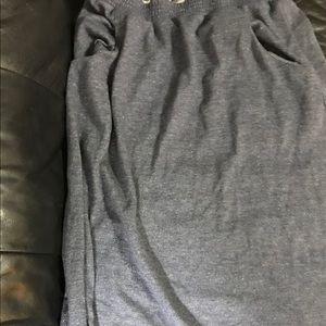 GU Japan Brand Full length Cotton skirt w/ pockets